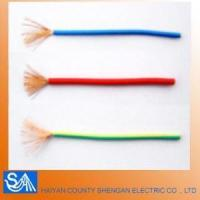 Buy cheap Heat Resistant Single Conductor Shielded Wire from wholesalers