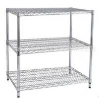 Buy cheap Antistatic wire mesh shelves FJDHJ-3 from wholesalers