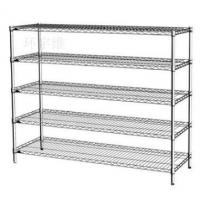 Buy cheap Antistatic wire mesh shelves English FJDHJ-4 from wholesalers