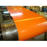 Buy cheap Pre-lacquered Al-Zn Aluzinc Coated Steel Coil Sheet from wholesalers