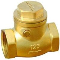 Buy cheap Bronze check valve from wholesalers