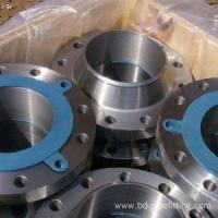 Buy cheap ASTM A350 LF2 / LF3 Long Weld Neck Flanges product