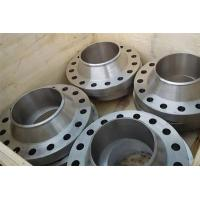 Buy cheap Carbon Steel Welding Neck Flanges product