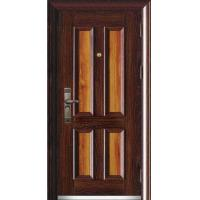 Quality Interior Wrought Iron Or Steel Security Entry Doors for sale