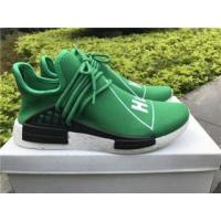 China Authentic Adidas Human Race NMD x Pharrell Williams Green on sale