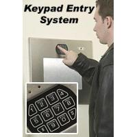 China Gun Wall Safe with Keypad Entry on sale