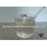 99% Purity Solvents Liquid Gamma Butyrolactone GBL Drug Colorless CAS 202-509-5