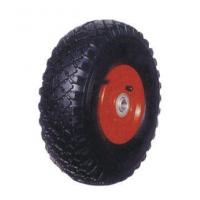 Quality Rubber wheel PR1007 for sale