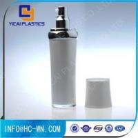 Ungrouped Spray White Hot Stamp Printing Cosmetic Container Wholesale