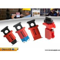 Buy cheap Glass Filled Lock Out Tag Out For Circuit BreakersNylon PA Material from wholesalers