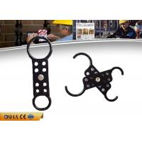 Buy cheap 44g Safety Hasp Lock 8pcs Padlock Available Double - End Aluminum from wholesalers
