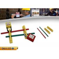 Buy cheap Safety Group Breaker Lock Out, Available 14 Padlocks Electrical Breaker Lockout from wholesalers