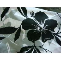 Buy cheap Peach skin fabric dye printing Product from wholesalers