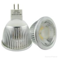 Buy cheap cob led mr16 lamp cup led lights 5w dimmable 12v from wholesalers