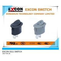 Buy cheap SS11 ROCKER OVAL TYPE SWITCH from wholesalers