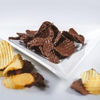 Buy cheap Chocolate Covered Potato Chips 15 oz from wholesalers