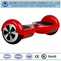 Buy cheap Consumer Electronics Battery Red 2 wheel electric self balancing scooter from wholesalers