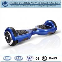 Buy cheap Consumer Electronics Battery Blue 2 wheel electric self balancing scooter from wholesalers
