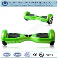 Buy cheap Consumer Electronics Battery Green 2 wheel electric self balancing scooter from wholesalers