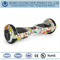 Buy cheap Consumer Electronics Battery Print 2 wheel electric self balancing scooter from wholesalers
