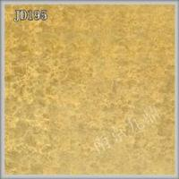 Buy cheap Foil Products The gold leaf samples JD195 from wholesalers