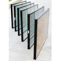 Buy cheap Green/Blue/Brown/Grey Reflective Tempered Insulated Glass for Window ,Mansion and Air-port from wholesalers