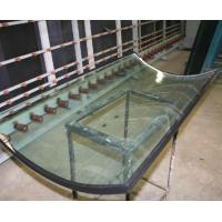 Buy cheap Green/Blue/Brown/Grey Reflective Toughened Double Glass for Window, Mansion and Air-port from wholesalers