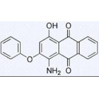 Buy cheap Anthraquinone Series 1-Amino-2-phenoxy-4-hydroxyanthraquinone,Disperse Red 60 from wholesalers