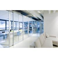 Buy cheap Mover operable glass partitions from wholesalers