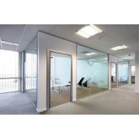 Buy cheap Single glazed partition from wholesalers