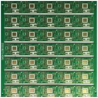 Buy cheap double layers pcb board with half holes from wholesalers