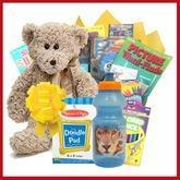 Quality Big Hugs Kids Activity Books Gift Basket for sale