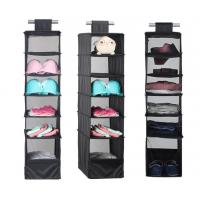 Hanging organizer with 6 compartments