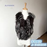Quality JJ-16129 LADY'S VEST IN RACCOON AW15FURCOLLECTION for sale