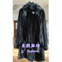 Quality ML001 LADY'S MINK FUR COAT AW15FAKEFURCOLLECTION for sale