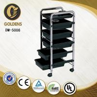 Quality Trolley 4 motors hot sale massager table/bed/chair for salon wholesale DM-2322 for sale