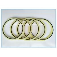 Quality Durable Rod Buffer Seal Excavator Spare Parts Oil Resistance NBR/ PU Material for sale
