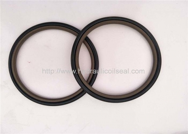 China PTFE Excavator Buffer Rubber Ring Seal, HBTS High Temperature Oil Seals