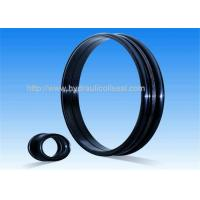 Quality Black Drift Oil High Pressure Seals , 60-72HRC Hardness Rubber Oil Seal for sale