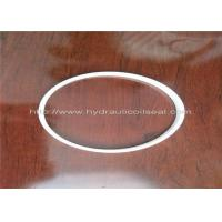 Buy cheap PTFE Hydraulic Cylinder Seals, Pure White Excavator Air Cylinder Seals from wholesalers
