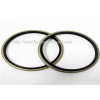 Quality NBR Dust Wiper Seal NBR Iron Material Dustproof Waterproof Oil Resistant for sale