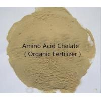 China Amino Acid Chelate(Organic Fertilizer) on sale