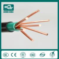 Quality BS6004 6181Y Cable BS6724 6181B LSZH Single Core Double Insulated Cable for sale