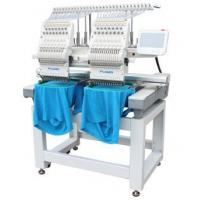 China Two Heads Embroidery Machine NEW TYPE 2HEADS COMPACT on sale