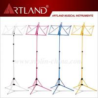 Buy cheap Anodized Aluminum Music Stand (AS-AO1) from wholesalers