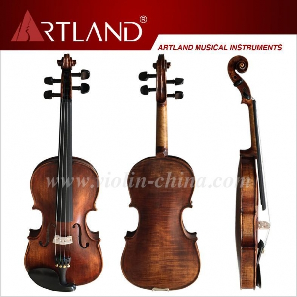 China Flamed moderate violin outfit (MV140S)