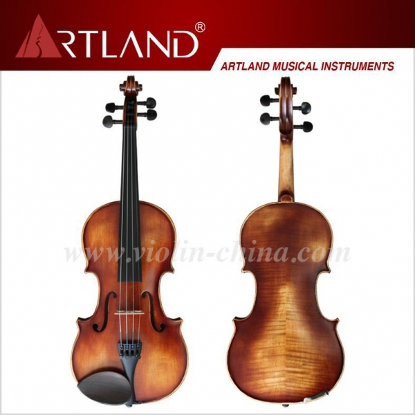 China Flamed moderate violin out fit(MV140Q)