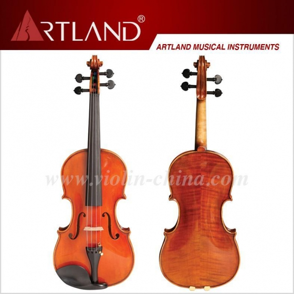 China Professional Stradivari Model Violin Solo Violin High Grade Advanced Violin (AV300G)