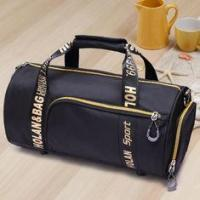 Nylon Duffel Luggage Column Leisure Travel Bag For Shot Distance Training