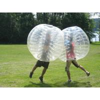 Buy cheap 4 Pcs Bubble Soccer Football Inflatable Human Zorb Ball Bumper 1.5m For Adults from wholesalers